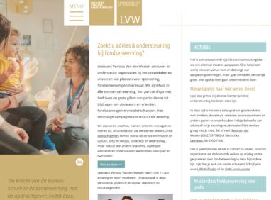 Lvwadvies Screenshot